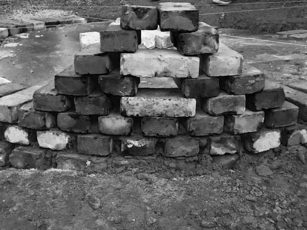 kerkhof dag 7 zwart wit
