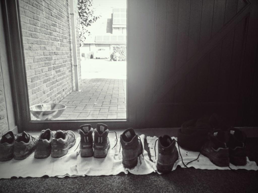 schoenen ter heide